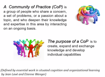 Figure 1 L CoP Definition and Purpose