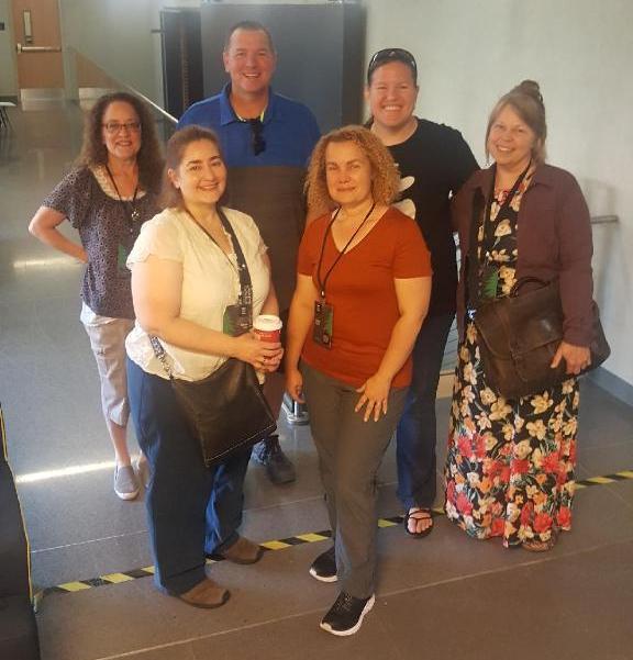 CNM MSE crew at DPL 2019